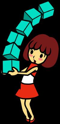 Dazzle girl 3DS