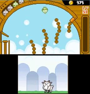 Goat pachinko