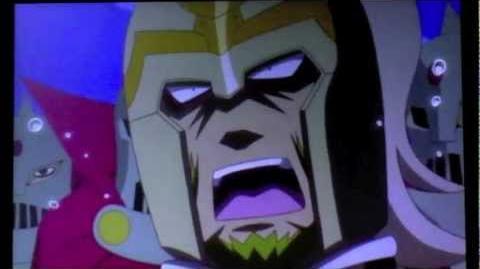Rhythm Thief & the Emperor's Treasure - Scene 7 Phantom R Makes Himself Scarce