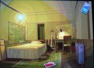 Raphael's Apartment interior