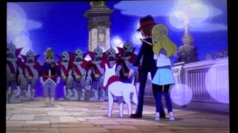 Rhythm Thief & the Emperor's Treasure - Scene 6 The Chevaliers Diabolique