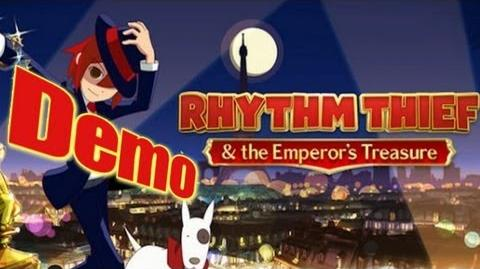 Rhythm Thief & the Emperor's Treasure - Demo