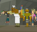 Everyone and Chef Hatchet