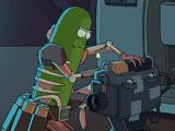 Pepinillo Rick