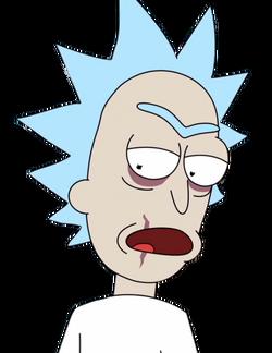 Rick malvado