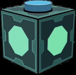 Caja de Meeseeks