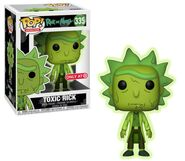 Funko-Pop-Rick-and-Morty-335-Toxic-Rick-Target-Exclusive