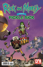 RM Presents Pickle Rick CJ Cannon