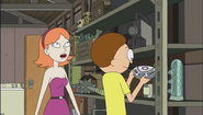 S1e11 morty finds device