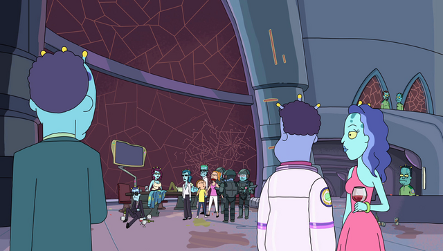 File:S2e3 summer and morty calling for rick.png