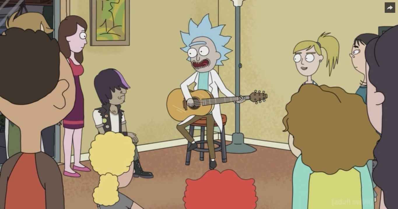 tiny rick song rick and morty wiki fandom powered by wikia