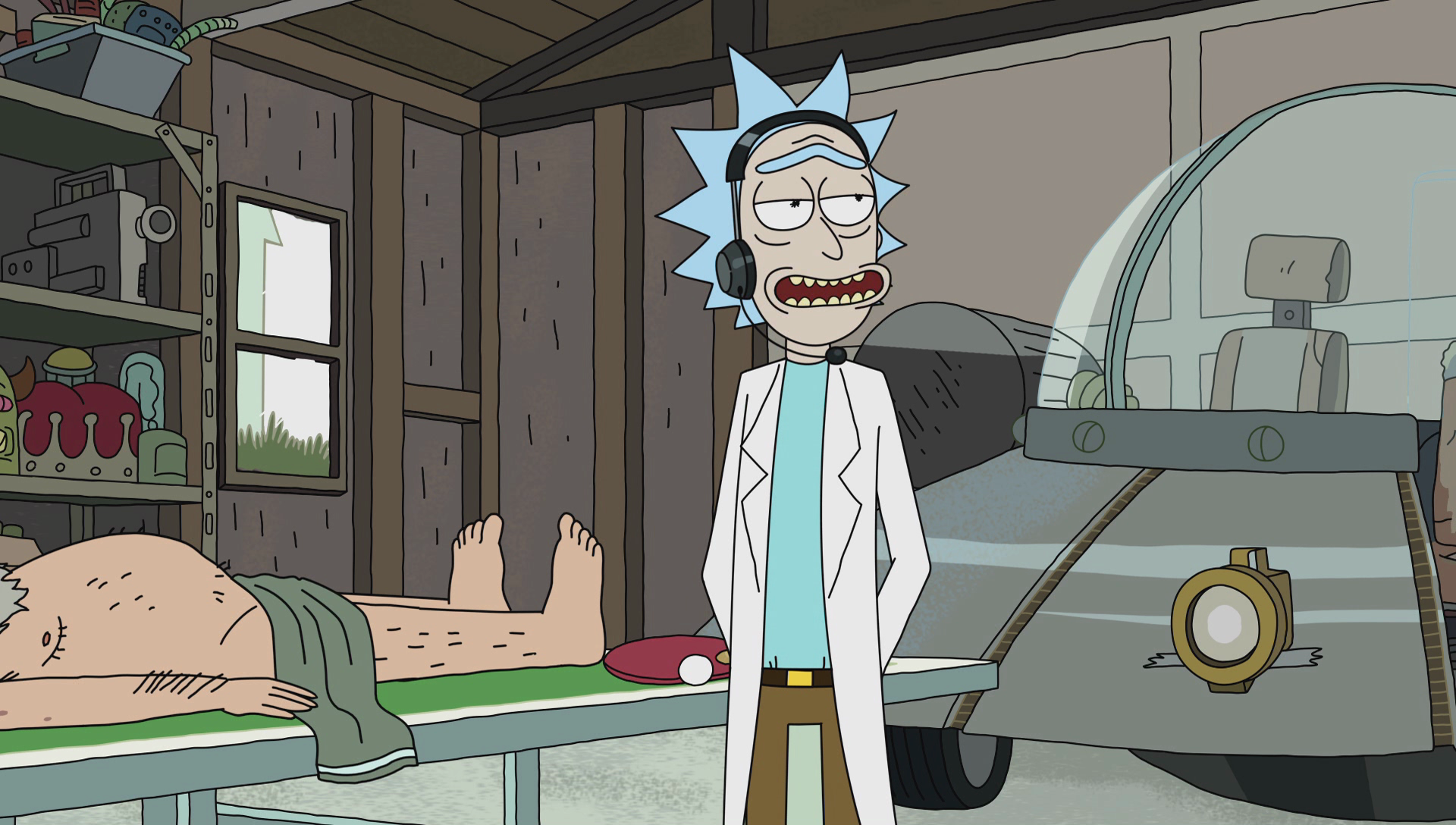 Image - S1e3 welcome to anatomy park.png | Rick and Morty Wiki ...