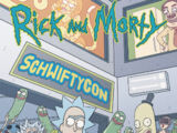 Rick and Morty Issue 57