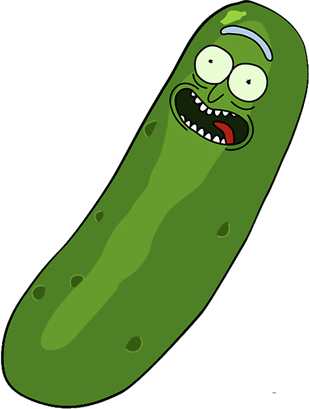 Image result for pickle rick""