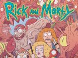 Rick and Morty Issue 45