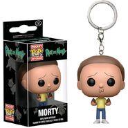 Rick Morty POP Keychain POP