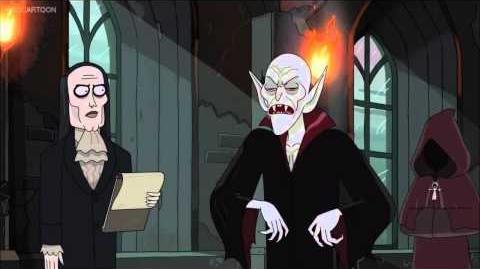 Rick and Morty - Vampires