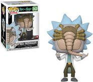 Funko-Pop-Rick-and-Morty-343-Rick-with-Facehugger-GameStop-Exclusive