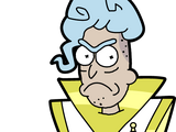 List of Pocket Mortys trainers and NPCs