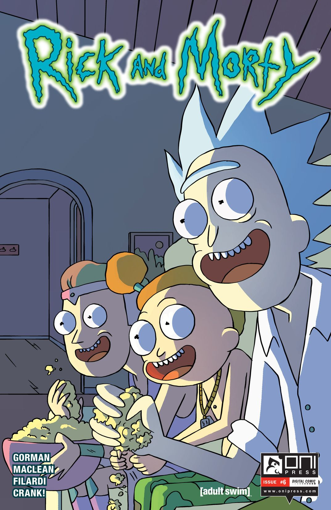Bs Rick And Morty