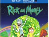 Rick & Morty DVDs
