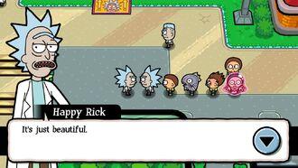 Happy Rick 2