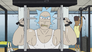 S1e9 summer rick workout6