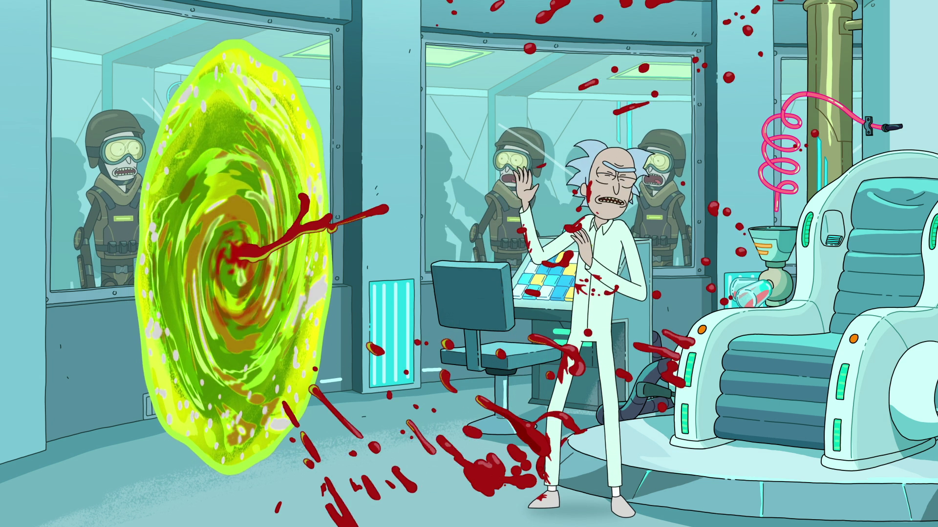 Blender Dimension | Rick and Morty Wiki | FANDOM powered by