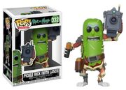 Funko-Pop-Rick-and-Morty-332-Pickle-Rick-with-Laser