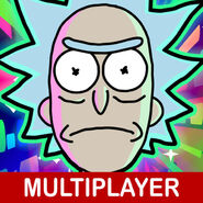 Pocket Mortys App Icon 2.2
