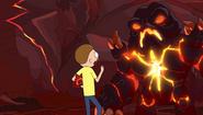 S2e4 magma monster