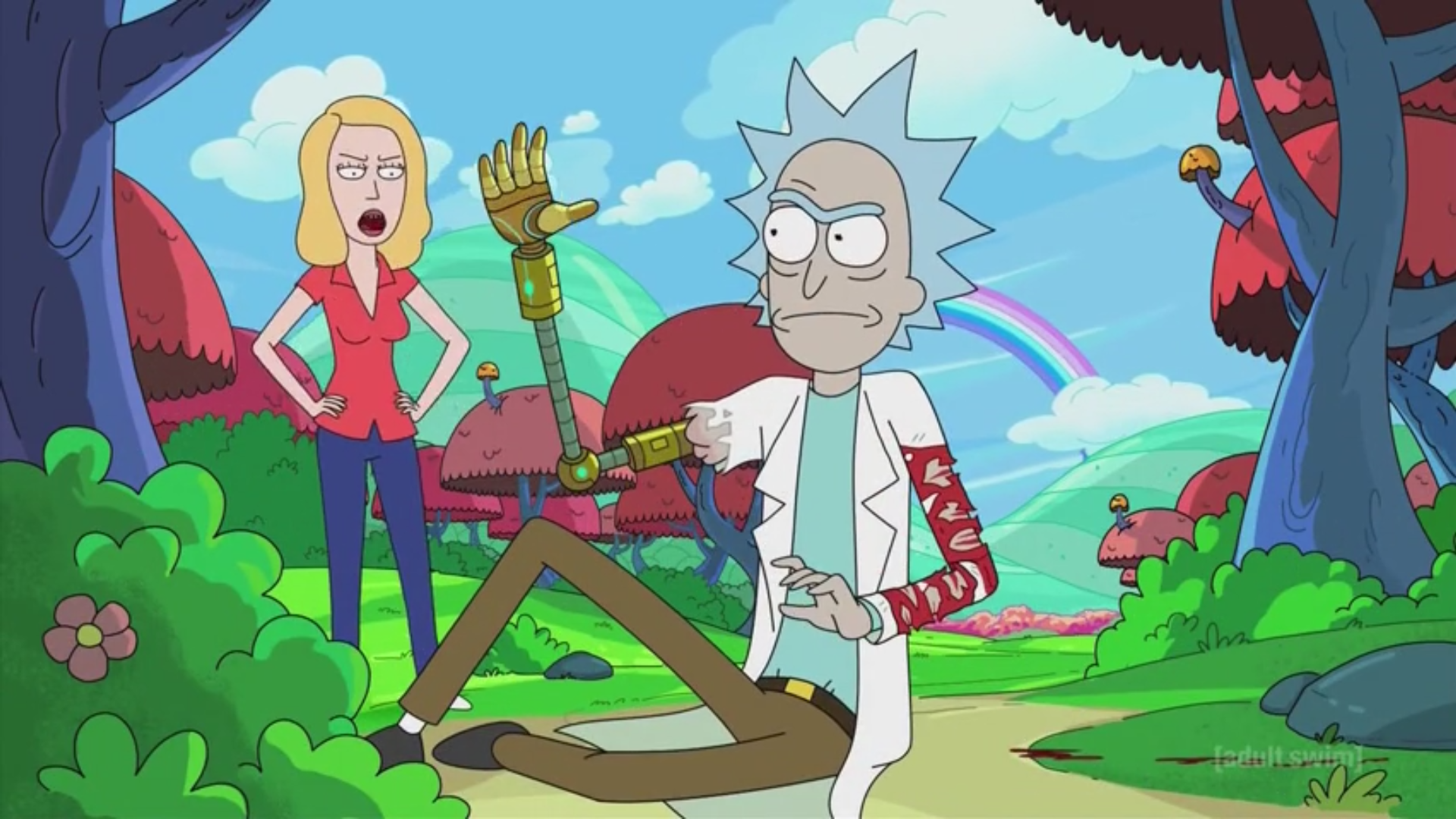 The ABC\'s of Beth | Rick and Morty Wiki | FANDOM powered by Wikia