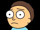 Blue Shirt Morty