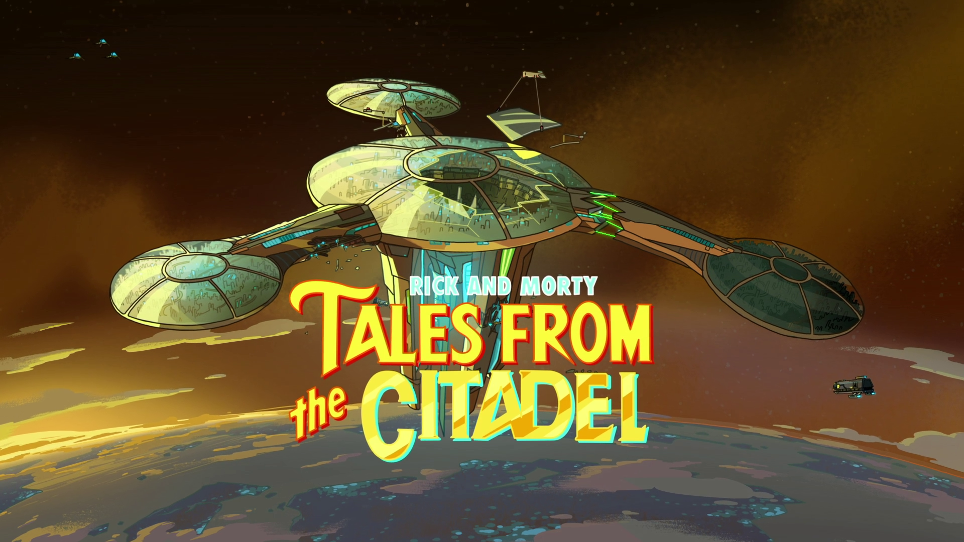 Tales From the Citadel | Rick and Morty Wiki | FANDOM