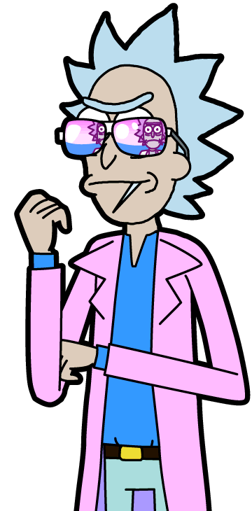 Miami Rick (Pocket Mortys)   Rick and Morty Wiki   FANDOM ...