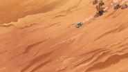 S3e2 drive across desert