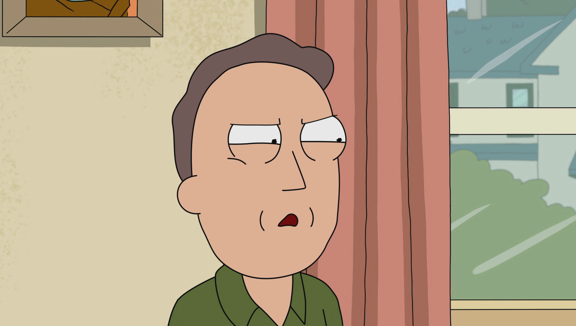 image s1e1 first of many jerry b tch faces png rick and morty