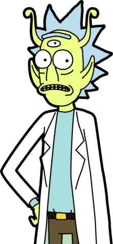File:Alien Rick Sprite.png