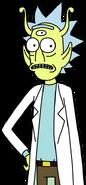 Alien Rick Sprite