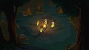 S3e7 campfire