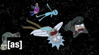 Inside the Episode Edge of Tomorty Rick Die Repeat Rick and Morty adult swim