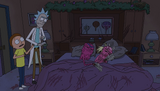 S1e2 rick and morty bout to jump again