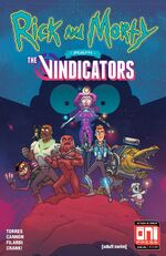 RM Presents The Vindicators CJ Cannon