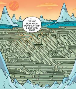 Clackspire Labyrinth
