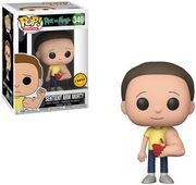 Funko-Pop-Rick-and-Morty-340-Sentient-Arm-Morty-Bloody-Chase-Variant