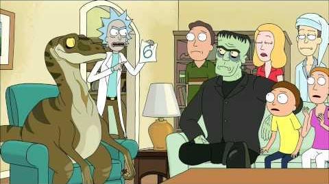 Rick and Morty - Adult Swim Promo - Total Rickall - Episode 4 - HD 1080p Season 2