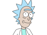 Healthy Rick