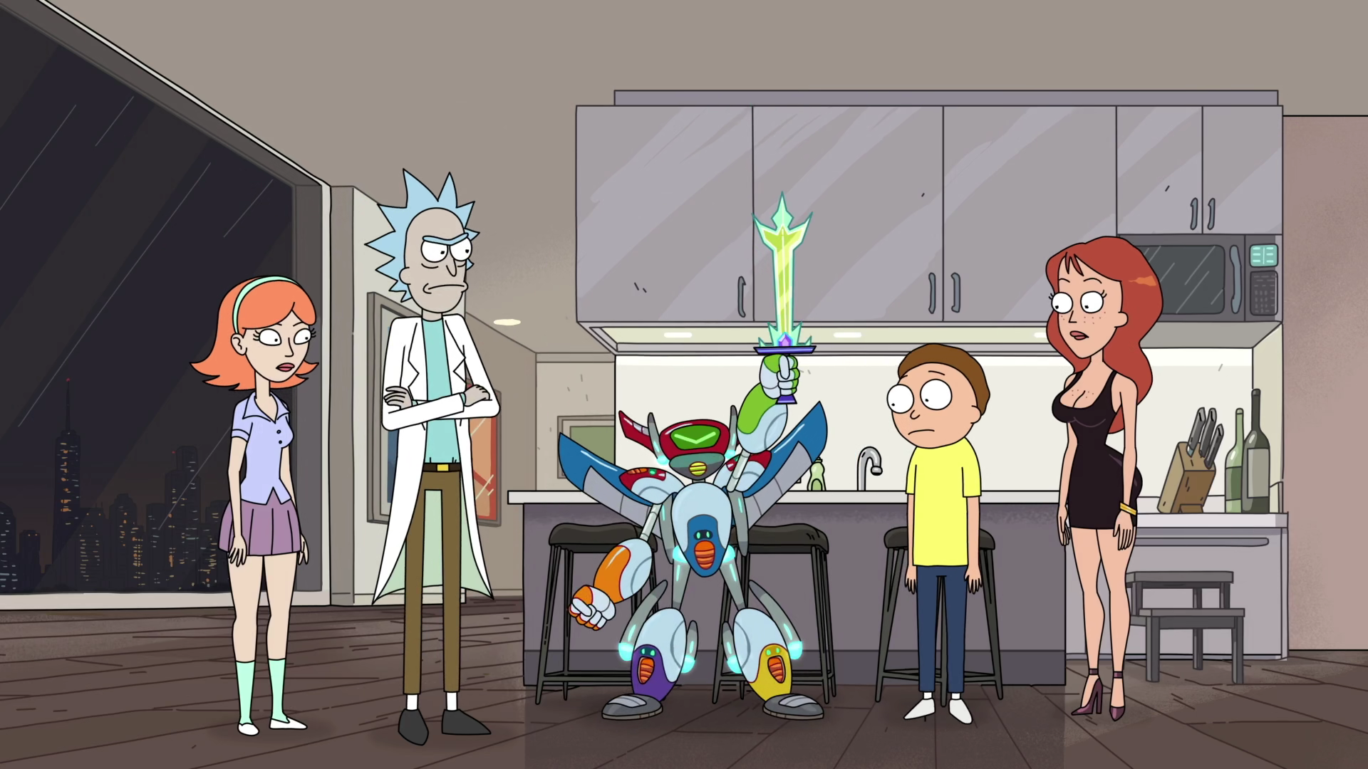 Rest and Ricklaxation | Rick and Morty Wiki | FANDOM powered by Wikia