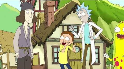 Rick and Morty 90 Second Promo Adult Swim 720p HD