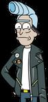 Greaser Rick